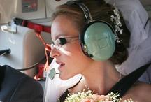 Canmore / Heli Wedding Photography