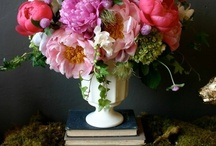 decor: urns / wedding flower inspiration featuring urns and footed containers