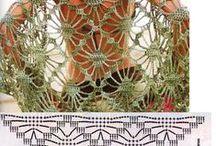 Crochet, bellas cosas I / Amantes del tejio a crochet, aquí tienen cosas realmente hermosas... / by Mimi Kelan