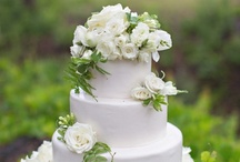 Johnson's Custom Cakes - Wedding Cakes / We can bring your dream wedding cake to life! Whether you want something simple, classical, or fun and modern – we can make your dreams come true. Visit us at www.johnsonscustomcakes.com
