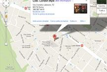 Lolà - London Style since 2013 / It was a warm and colored small Brit vintage show room in Rome, Italy...