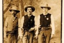 Old West / Cowboys, etc  / by GL