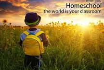 Homeschooling / Nothing can replace the kind of freedom and creativity that homeschooling provides. The days are filled with new experiences selected by your family, rather than outside interests. Your children become more confident and independent. And most of all, your family grows stronger.