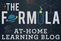 """The Formula: At-Home Learning Blog 