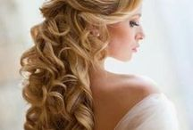 Hair and Make-Up / Some great inspiration for deciding on your hair and make-up