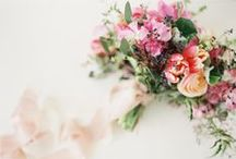 style: loose posy / inspiration for loose posy-style wedding bouquets