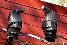 tin birds