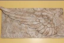aluminium foil bird