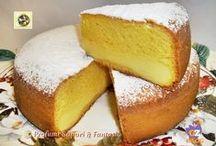 Ricette Dolci / raccolta di ricette di torte,biscotti,muffins.....
