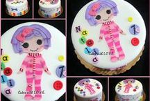 Lalaloopsy cakes-cupcakes-cookies.... / raccolta di torte ,biscotti,cupackes ed altro delle Lalaloopsy