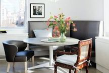 Dine in Style / Ideas to inspire dining in style.