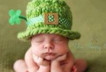 St. Patrick's Day / Celebrate, shop and play . . . Everyone's a bit of Irish on St. Patrick's Day!