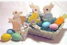 Easter cakes-cupcakes-cookies-cakepops... ecc... / idee per pasqua