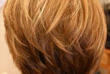 Hair / Beauty Hair Do's / by Rosie Aalderks