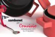 Our events / Le attività del brand Sambonet