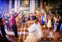 Venetian Room Weddings / Getting ready, wedding ceremony, and wedding receptions at the Venetian Room, Atlanta GA - By Jaxon Photography Atlanta documentary wedding photographers
