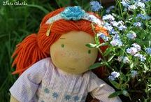 Waldorf dolls by Fabrika Lalka /  My Waldorf dolls and other crafts.