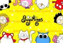 Guyuminos© Tarjetas y Frases / Los Guyuminos tienen personalidades curiosas, encontrarás las frases que más les gustan... ayúdales compartiéndolas en tus redes sociales! guyuminos.com  blog.guyuminos.com Guyuminos © 2015 #ilustracion #frases #tarjetas #cute #gifs