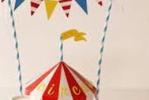 Circus Party / Circus, carnival, magic - party inspiration and gift ideas.