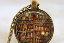 Book Lover / Gift ideas for readers and writers.