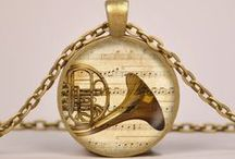 Music Lover / Music themed gift ideas and party inspiration,