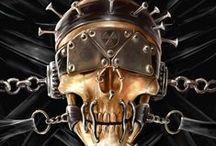 Art - Skull.