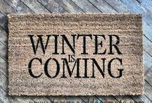 Game of Thrones / Gift ideas and party inspiration for Game of Thrones fans.