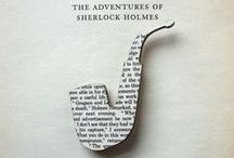 Sherlock Holmes Fan / Sherlock Holmes-inspired gift and party ideas for the fans.