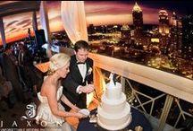 Peachtree Club Weddings / Getting ready, wedding ceremony, and wedding receptions at  Peachtree Club in Atlanta GA - By Jaxon Photography Atlanta documentary wedding photographers