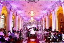 Biltmore Ballrooms Wedding / Getting ready, wedding ceremony, and wedding receptions at Biltmore Ballrooms in Atlanta GA - By Jaxon Photography Atlanta documentary wedding photographers