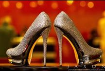 Wedding Dresses & Shoes / Photography of Wedding dresses & shoes