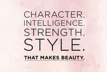 """True Beauty / """"The beauty of a woman must be seen from in her eyes, because that is the doorway to her heart, the place where love resides."""" - Audrey Hepburn 