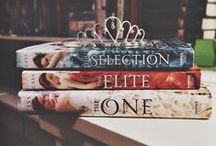 The Selection / Kiera Cass - The Selection, The Elit, The Price, The Guard, The One, The Queen, The Favorite, The Heir, The Crown