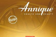Beautiful SKIN / Annique 's amazing skincare products.
