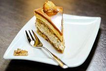 Torták, desszertek