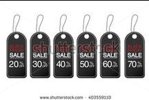Banner, Badge, Price Tag, Sale, Discount. / This board contains simple design of Price Tag, Discount adn Sale Tag, etc. here my link  http://shutterstock.com/g/seklihermantaputra