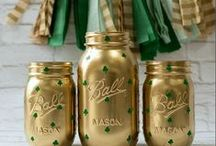 holiday: paddy's day / St. Patrick's Day decor inspiration