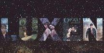 Lux / Jennifer Armentrout - Obsidian, Onyx, Opal, Origin, Opposition, Shadows, Oblivion, Obsession