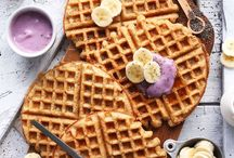 Waffles, Waffles, Waffles! / Check out these incredible waffle recipes! After all, waffles make the world go round! ❤️