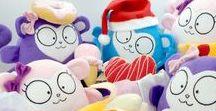 Guyuminos© Plush Toys By Gattini gifts® on Etsy / Guyuminos© Plush Toys handmade with love! By Gattini gifts® https://www.guyuminos.etsy.com