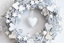 Winter Decorating and Crafts / Crafts and DIY home decor for the winter season.