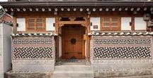 Korean house.