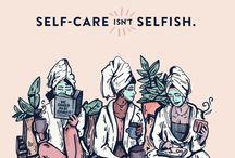 Self care⚡️✨