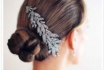 How to wear your hair pieces