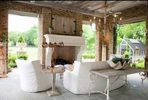 INDOORS OUTDOORS / Incredible Outdoor Spaces