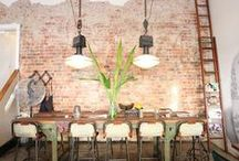 CAFES, BARS, RESTAURANTS ETC / Inspiring cafes and bars we want to visit
