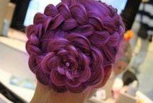Hair can be so pretty.