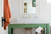 Salle de bain / Inspirations et idées déco pour votre salle de bain