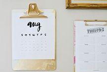 Bureau / Inspirations et idées déco pour votre bureau