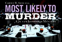 Susan Lombardi mysteries / People, places and things that inspired my mystery series